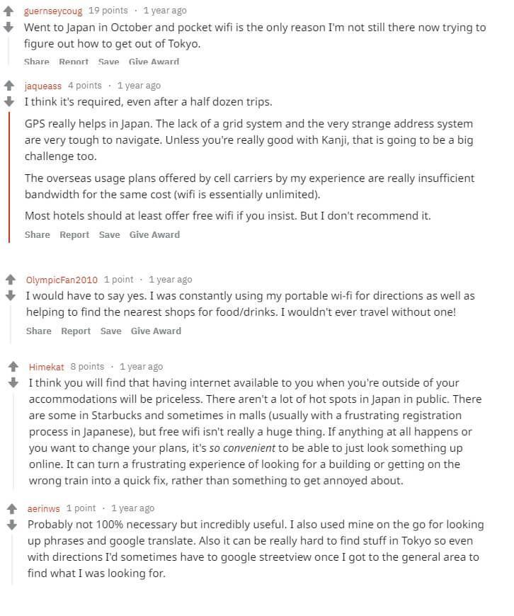 Should You Trust Pocket WiFi Reviews on Reddit?