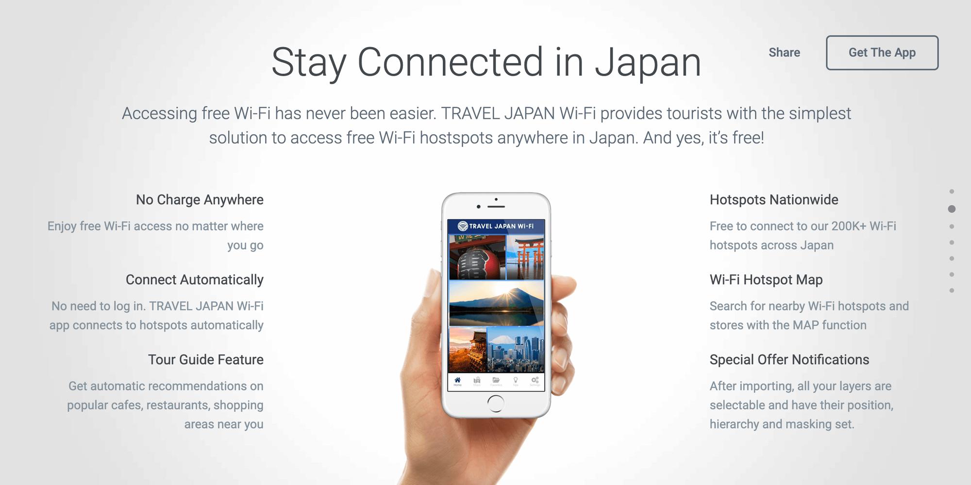 Useful Free-WiFi Apps in Japan [2019]