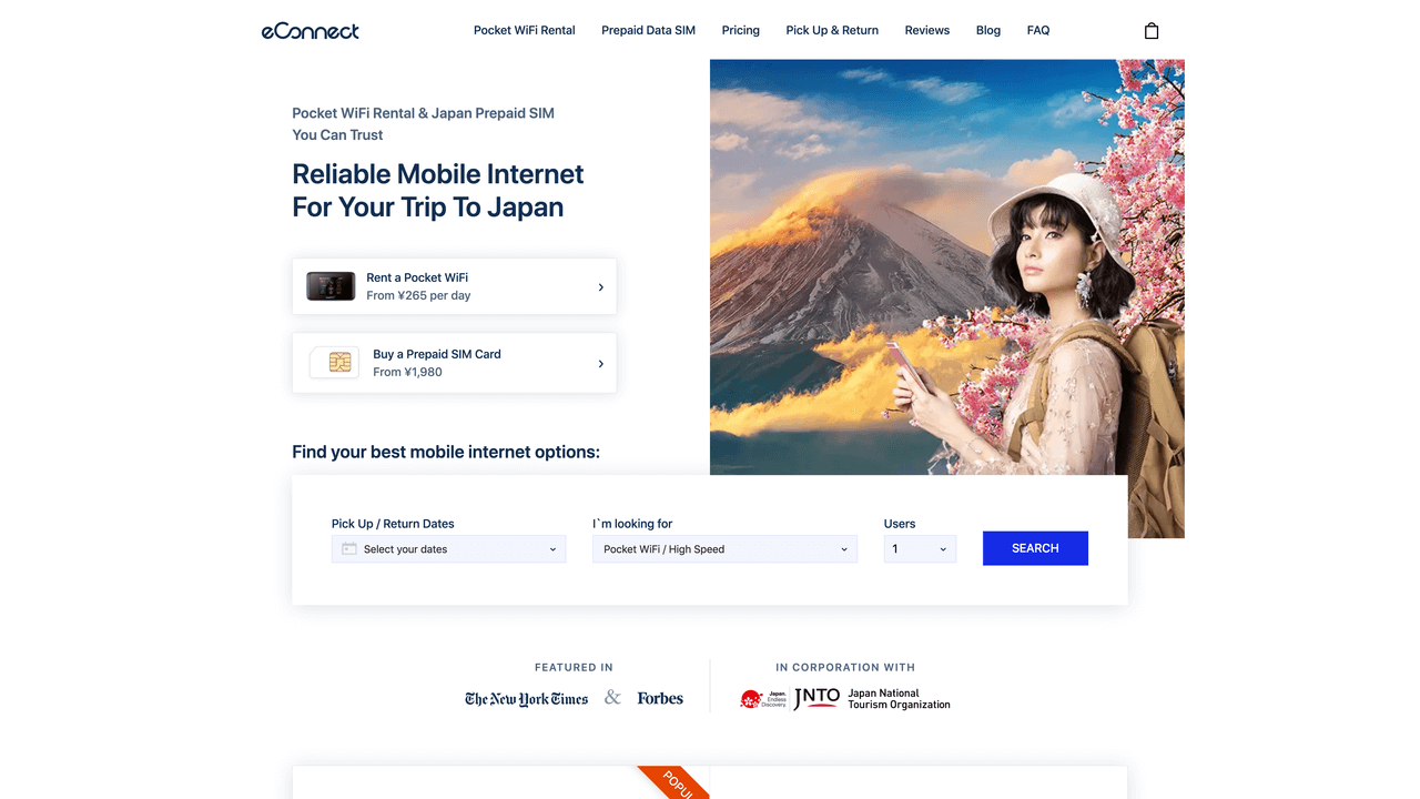 2019] How Much Does It Cost To Rent Pocket WiFi in Japan?
